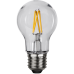 Dekoratiivne filament LED pirn E27 2.4W 240V 240lm 2700K