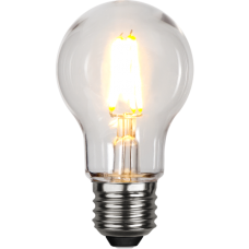 Decorative filament LED bulb E27 2.4W 240V 240lm 2700K