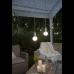Dekoratiivne LED pirn E27 3.7W 300lm 3000K IP44