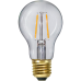 Decorative filament LED bulb E27 1.6W 240V 160lm 2100K