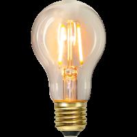 Decorative filament LED bulb E27 1.6W 240V 160lm 2100K