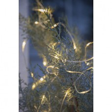 Lightchain DEW DROP 10m 100LED warm white