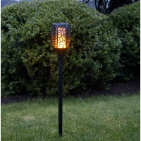 Solar torch FLAME MODERN with moving flame effect 57x11,5cm