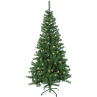 CHRISTMAS TREE KALIX TWINKLE 1,95M 160LED