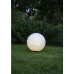 Light BALL STONE 50cm 5m cable & E27 bulb base IP65