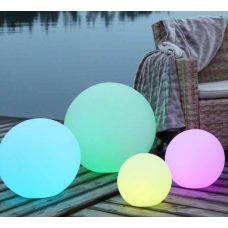 Remote control lightsphere TWILIGHTS  XL 50x48cm 2in1-color changing +white
