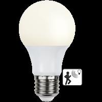 LED bulb E27 9W 806lm 2700K Auto ON/OFF Motion Sensor