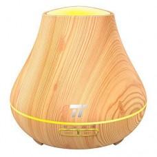 Meeleolulamp ZEN 400ml, 7 valgustooni, värv - hele