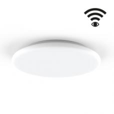 LED surface light 18W 3000K/4000K/5700K 120° 1850lm IP54 with motion sensor