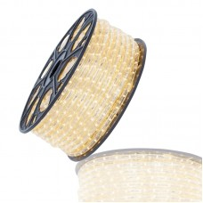 Rope light 51m 163W 36LED/m, cuttable, warm white 3000K IP44