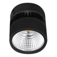 Pinnapealne LED valgusti BB 30W 3000K 36° 3018lm must