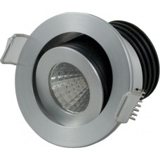 ARCHITECTURAL adjustable LED spot 3.3W COB 2700K 40° IP44 350mA