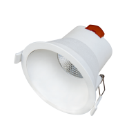 LED Downlight REVERSO 9W Ø10.3cm 3000K 600lm 60° IP44 White Dim
