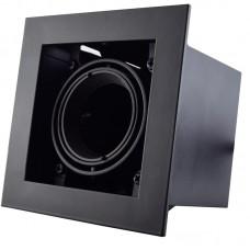 BOX LIGHT GU10 adjustable fixture set, black