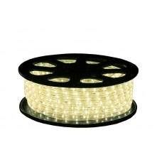 LED Ropelight 13mm 24V 30m 36LED/m 3000K Warm White