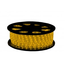 Rope light 30m 51W 36LED/m, cuttable, amber