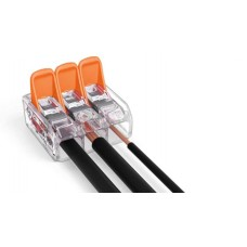 WAGO cable connector 3-wire